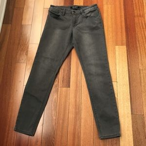 Max Jeans - gray skinny jeans